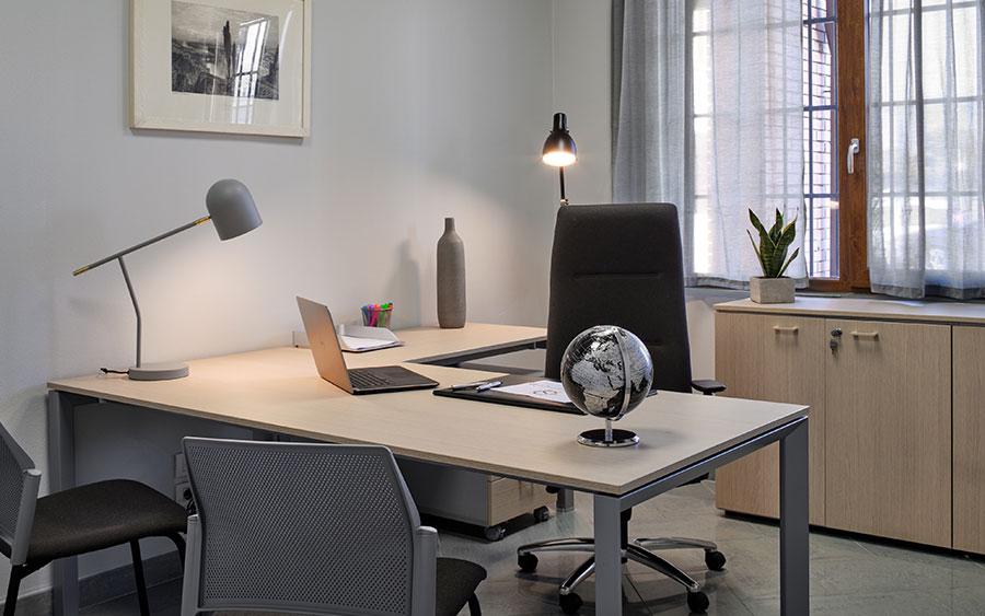 Ufficio temporaneo Smart 1-4