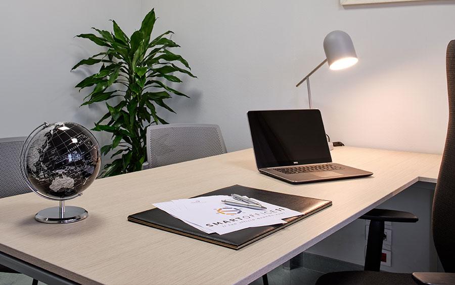 Ufficio temporaneo Smart 6